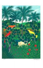 Selva tropical: Puma